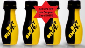 Dotshot Pack of 4 - 50% Off