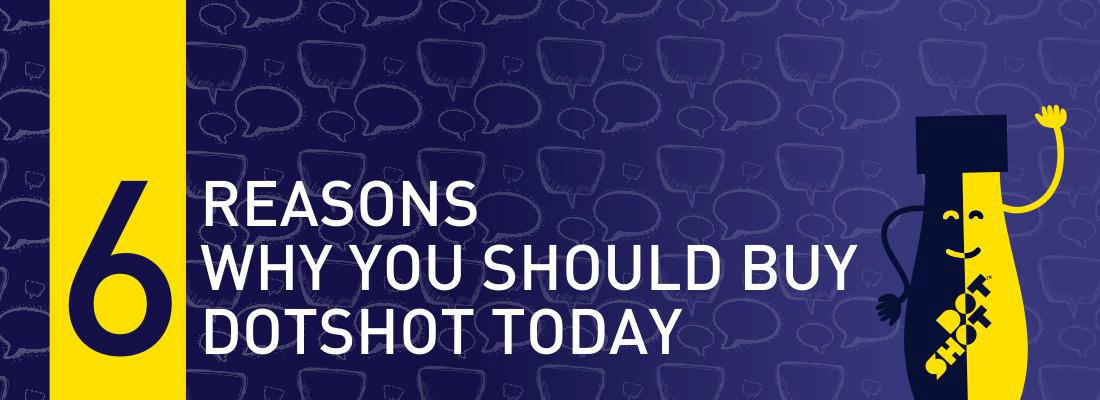 Buy Dotshot Blog