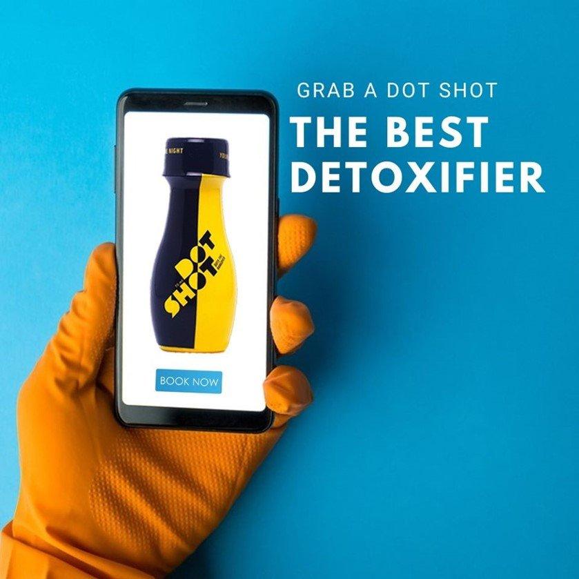 Best Detoxifier - Dotshot