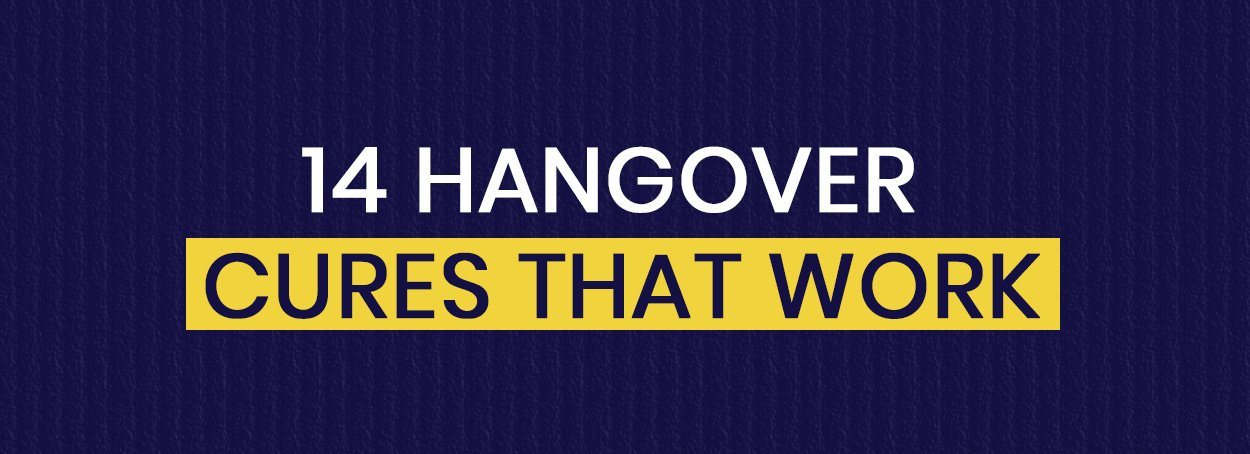 14 hangover cures that work