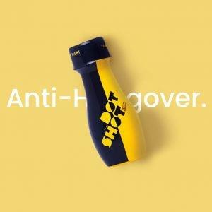 Anti-hangover drink